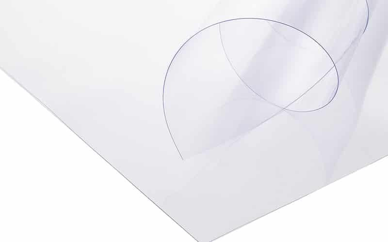 4 tipos de plástico transparente e suas usabilidades