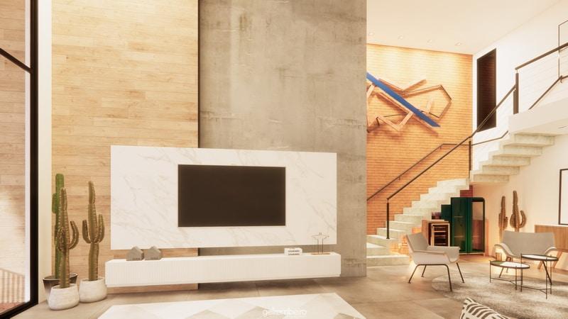 Dicas para usar estantes de decoração em seu apartamento